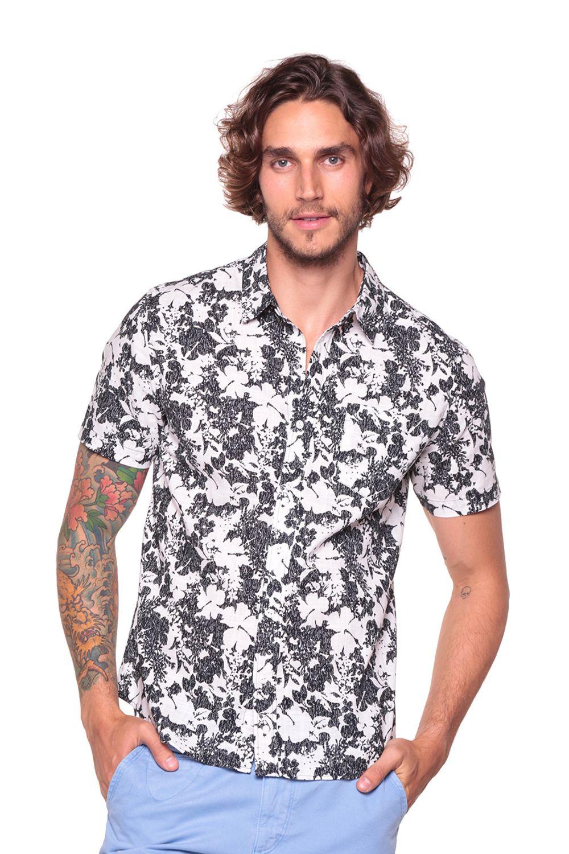 Camisa-Manga-Curta-Ruiz---Unico---Tamanho-P