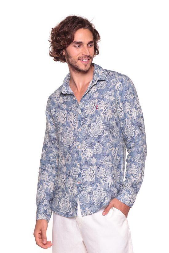 Camisa-Linho-Acquarius---Unico---Tamanho-GG
