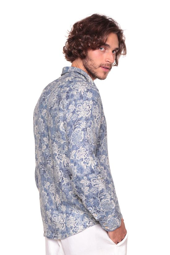 Camisa-Linho-Acquarius---Unico---Tamanho-M