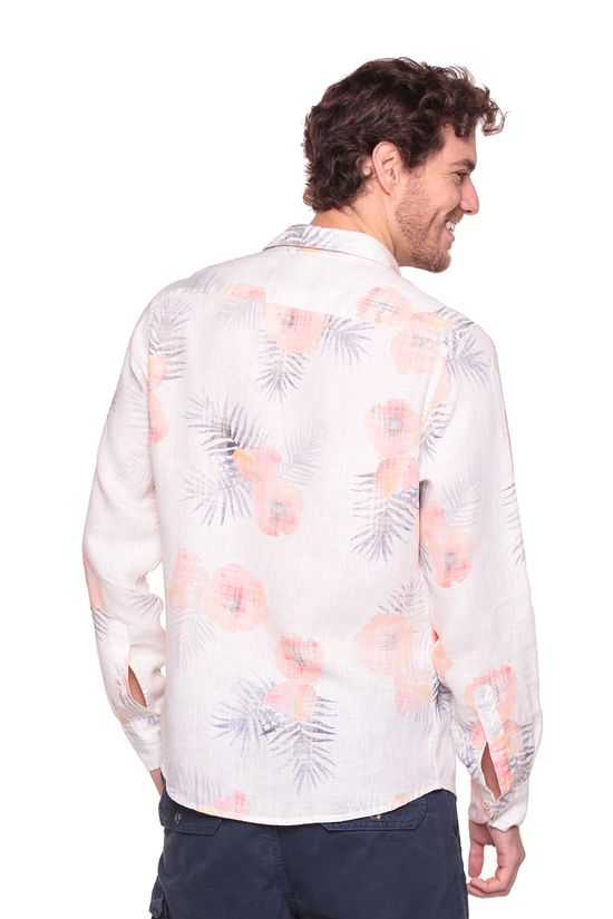 Camisa-Linho-Asturias---Unico---Tamanho-P