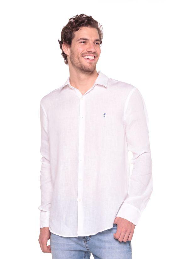 Camisa-Linho-Lorenzo---Branco---Tamanho-M