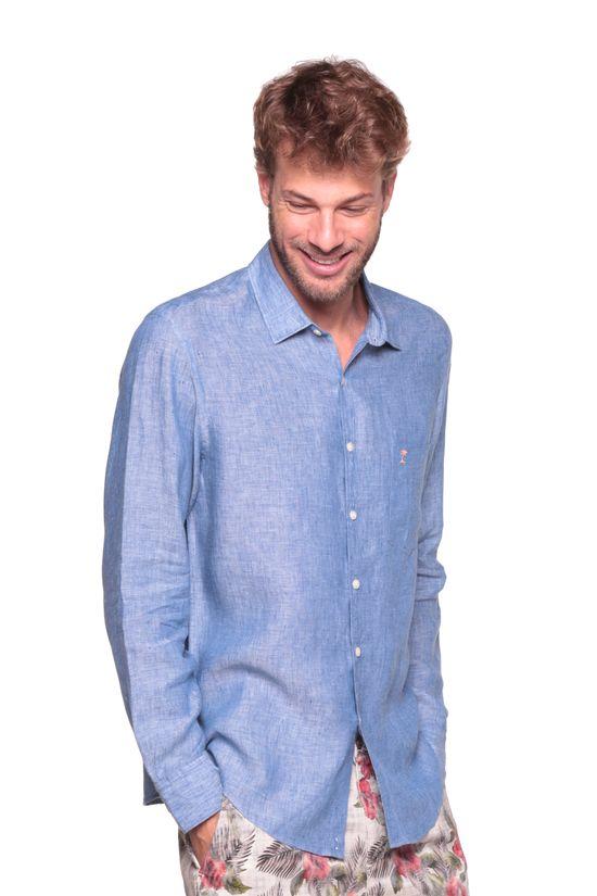 Camisa-Linho-Lorenzo---Riviera---Tamanho-P