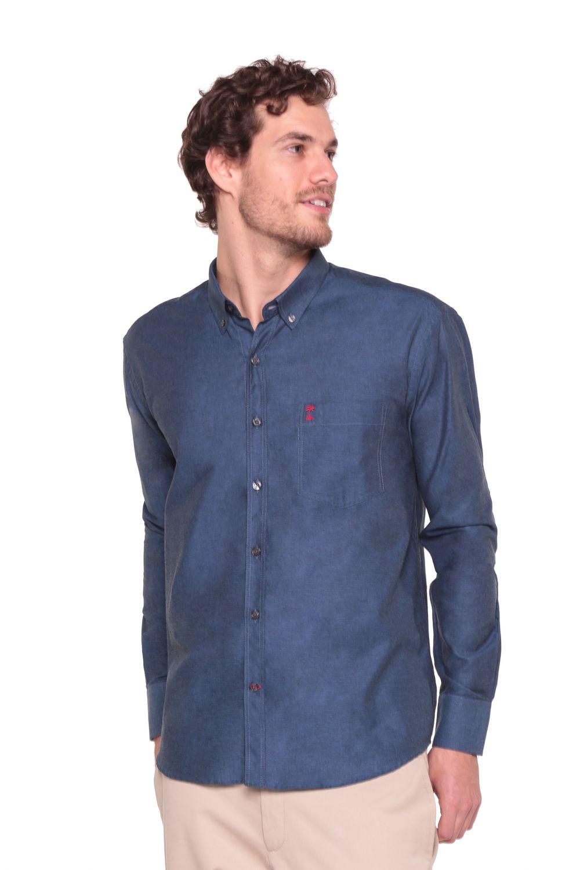 Camisa-Basica---Marinho---Tamanho-P
