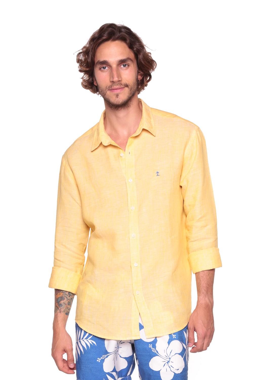 Camisa-Linho-Lorenzo---Sol