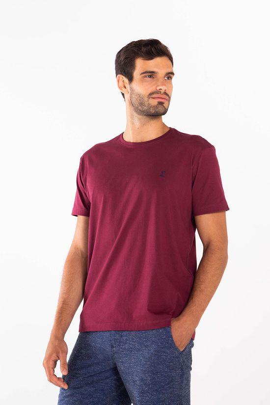T-Shirt-Basica---Vinho---Tamanho-G