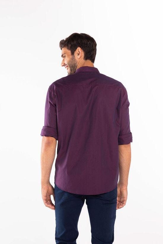 Camisa-ML-Basica---Vinho---Tamanho-P