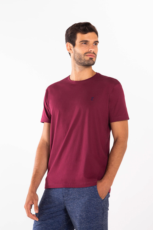 T-Shirt-Basica---Vinho---Tamanho-P