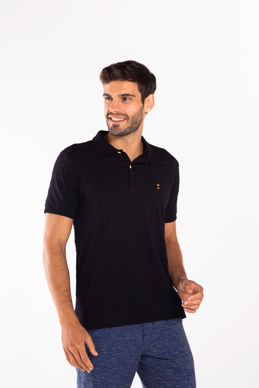 Polo-Jacquard-Joatinga---Black---Tamanho-P