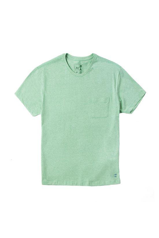 T-Shirt-Melange-Bolsinho-Hortela