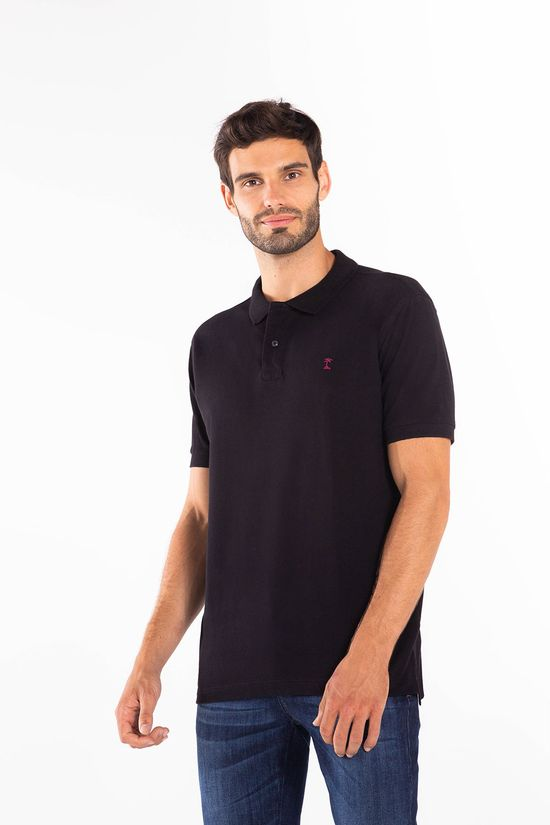 Polo-Basica---Black-72386BK