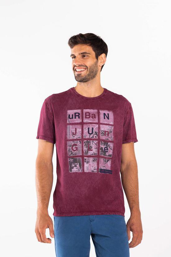 T-Shirt-Silk-Dupla-Face-Urban-Chaos---Vinho-72326VI