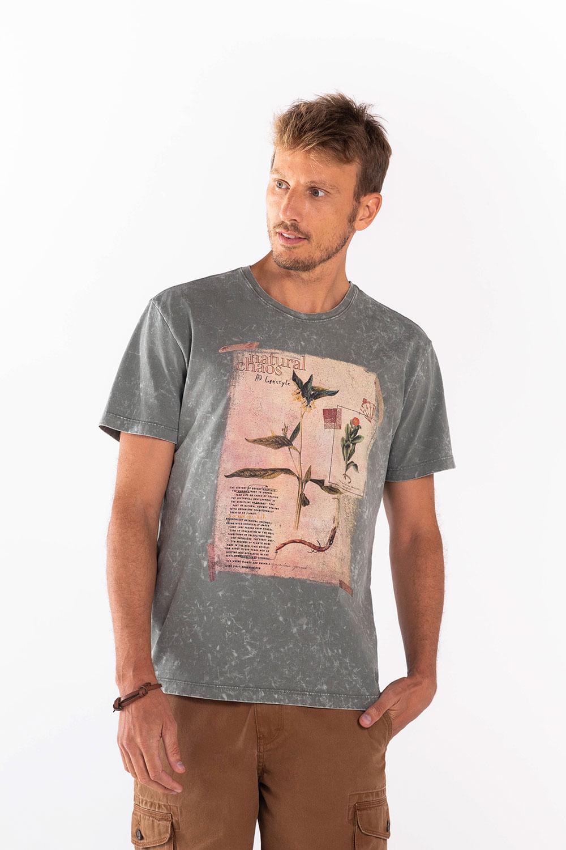 T-Shirt-Silk-Botanic---Folha-72433FO