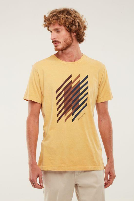 T-Shirt-Reflexao---Mostarda---Tamanho-M